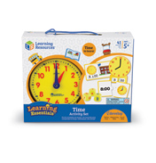 Learning Essentials Time Activity Set