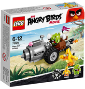 Angry Birds Movie Piggy Car Escape