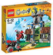 Lego Castle the Gatehouse Raid 70402