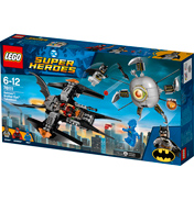 DC Batman Brother Eye Takedown Building Set