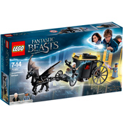 Fantastic Beasts Grindelwald's Escape Building Set