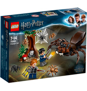 Harry Potter Aragogs Lair Building Set