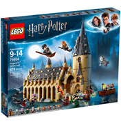 Harry Potter Hogwarts Great Hall Building Set