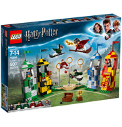 Harry Potter Quidditch Match Building Set