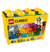 Lego Classic Creative Brick Box LARGE (790 Pieces)