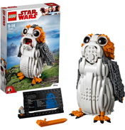 Buildable Porg Model