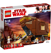 A New Hope Sandcrawler Building Set