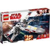 A New Hope X-Wing Starfighter Building Set