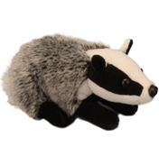 Badger Medium Plush