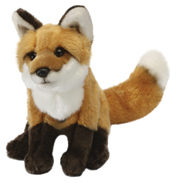 Fox Large Plush