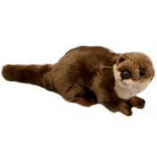 Otter Medium Plush
