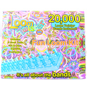Loom Twister Set (Large 20,000 Piece) (DISCOUNTED)