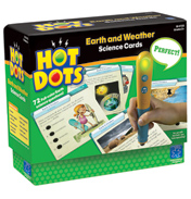 Hot Dots Science Practice Cards