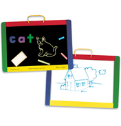 Magnetic Chalk Erase Board