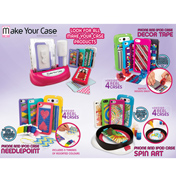 Make Your Case Refill Pack- SPIN ART