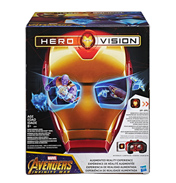 Avengers Infinity War Hero Vision Iron Man AR Experience Mask