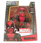"Marvel Deadpool Metal Die-Cast 4"" Action Figure…"