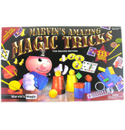 Marvin's Amazing Magic Tricks The Deluxe…