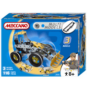Meccano Multi Model 3 Set