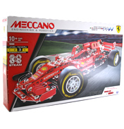 Ferrari SF71H Formula 1 Car Building Set