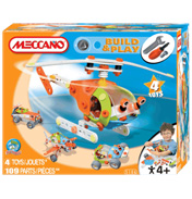 Meccano Build & Play Helicopter
