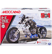 Motorcycles 5-in-1 Set