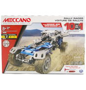 Rally Racer 10-in-1 Model Set