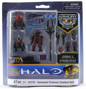 Mega Bloks Halo Covenant Assault Unit