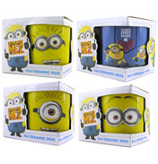 Minion Mug Collection- PRIVATE FIRST CLASS