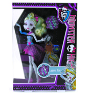 Monster High Party Doll- Lagoona Blue