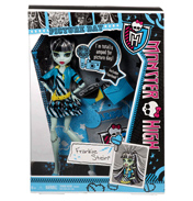 Monster High Picture Day LAGOONA BLUE