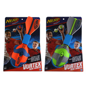 Nerf Sports Vortex Aero Howler ORANGE & BLUE