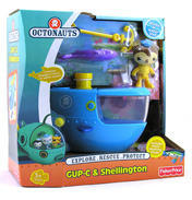 Octonauts GUP C & Shellington