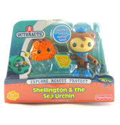 Octonauts Figure Pack Shellington & the Sea…