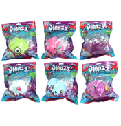 Odditeez Plopzz Ultra Plush Assorted