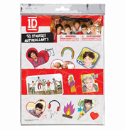 One Direction Stickers Pack