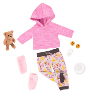 Bear Hugs Deluxe Outfit
