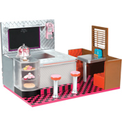 Bite to Eat Retro Diner Accessory Pack