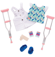BooBoo Kisses Deluxe Outfit