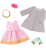 Celebration Style Deluxe Doll Outfit