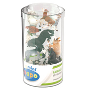 Farmyard Friends Animal Figures Mini Tub