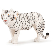 Wild Animal Kindom Large White Female Tiger Figure