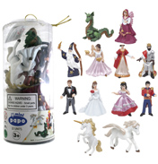 The Enchanted World Figures Mini Tub