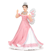 The Enchanted World Pink Queen of Elves Figure
