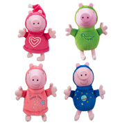 Glow Friends Peppa Pig & Friends