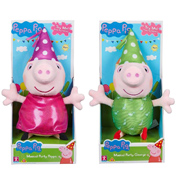 Musical Party Soft Toy
