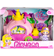 Pinypon Princess Carriage Playset