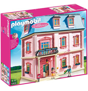 Deluxe Dollhouse