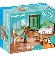 Dreamworks Spirit Riding Free: Lucky's Bedroom