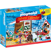 Santa's Workshop Advent Calendar 2018